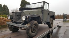 Land Rover Lightweight parts