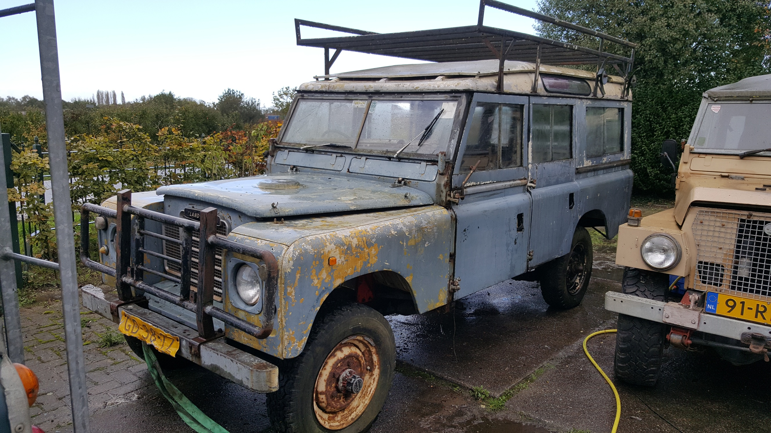 land cars sale pistonheads classifieds used glasgow defender rover safari landrover for in