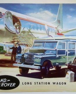 Land Rover Range Rover brochures